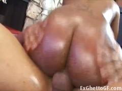 Porn: खाट, तेल, मुखमैथुन, भयंकर चुदाई