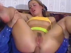 Porr: Anal, Rysk, Blond