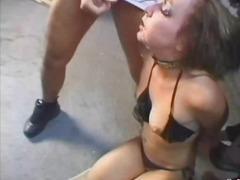 Porno: Trekant, Fetisj, Utendørs, I Ansiktet