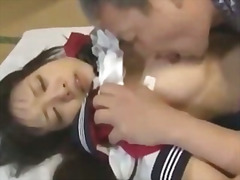 פורנו: מדים, בחורה, בית ספר, יפניות
