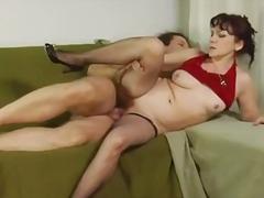 포르노: 하드코어, 망사, 나이든여자