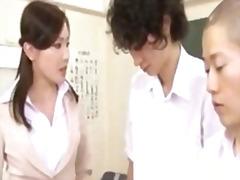 پورن: ژاپنی, آسیایی, دانش آموزآآ, معلم
