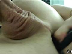 Porno: Kārdināšana, Shemale, Masturbācija, Solo