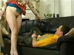 Porno: Ejakulācijas Tuvplāns, Mātes, Klitori, Pusmūža Sievietes
