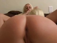 Young student penetrate beautiful tits