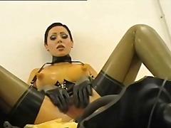 Porno: Lateksas