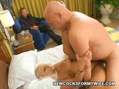 Porn: मुह में, असभ्य, पत्नी