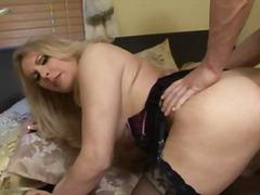 Porno: Guy, Sarışın, Anal, Kollec