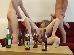 جنس: جامعيات, جنس رباعى, رجلان وامرأة, تبادل