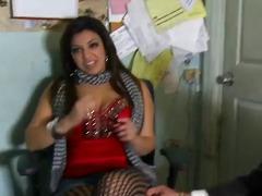 Porno: Vithet, Tinejgjerkat, Kari, Thithje