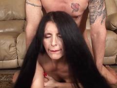 Porno: Ağır Sikişmə, Üstünə Qurtarmaq