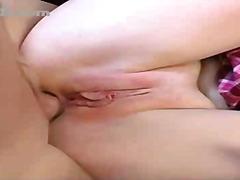 Porno: Dviguba Penetracija, Putka, Vibratorius, Spermos Šaudymas