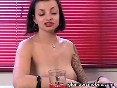 Porn: Աղջիկ Կովբոյ, Ֆետիշ, Ակնոց, Մերսում
