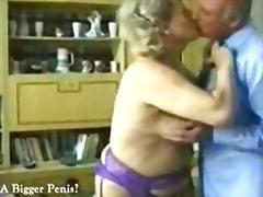 Porno: Dos Homes Una Dona, Mare Que M'agradaría Follar, Grup De Tres, Madures