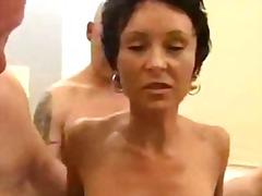 Pornići: Gag, Zrele Žene, Gangbang, Njemački