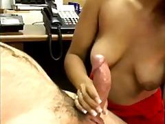 Porno: Iri Döşlü, Döş Giləsi, Döşlər, Sifətə Tökmək