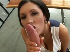 Porno: Sperma Ant Veido, Dideli Papai, Dviguba Penetracija, Gilus