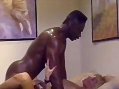 Porno: Interraciaal, Blond, Zwart, Hard