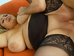 Porn: Blondinka, Debela Dekleta