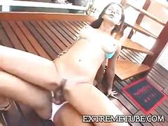 Porno: Ağır Sikişmə, Döş Giləsi, Böyük Döşlər, Süd