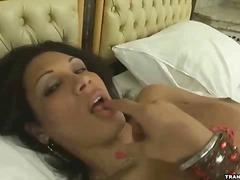 Porno: Grote Kont, Pik Trekken, Melk, Penis