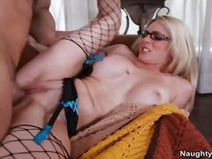 Porno: Blondinės, Natūralūs Papai, Krūtys, Didžiakrūtės