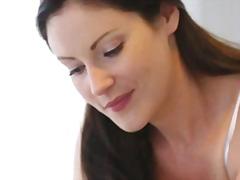 Porno: Brünetid, Pornostaar, Massaaž