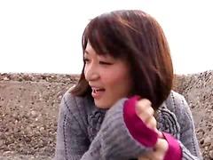 جنس: في العلن, يابانيات, آسيوى, خارج المنزل