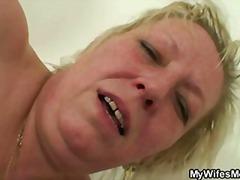 Porn: Žena, Mamica, Starejše Ženske, Starejše Ženske