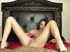 Porno: Oyuncaq, Strapon, Vibrator, Masturbasya