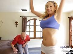 Porn: Blondinka, Hardcore, Naravne Prsi, Pička