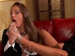 ポルノ: 騎上位, フェティッシュ, 眼鏡, レスビアン