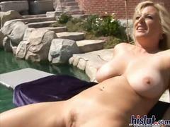 Porno: Culona, Leche, Tetitas Pequeñas, Al Aire Libre