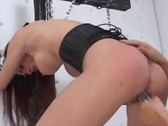 Porr: Bondage, Lesbisk, Dildo