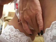 Порно: Бринета, Мајка, Дркање Со Цицки, Големи Цицки