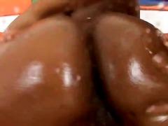 Porno: Göt, Lezbi, Qaralar