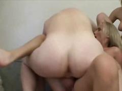 Porn: Dva Para, Lizanje Anusa, Dvojna Penetracija, Dvojna Penetracija