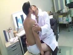 جنس: فتشية, آسيوى, طبيبات, لعق