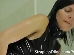 Porno: Petuxlar, Fetiş, Eynəklər, Lateks