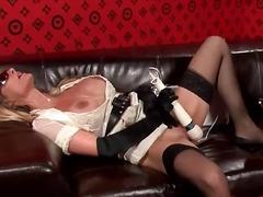 Porn: Transvestit, Fetiš, Očala, Lezbijka
