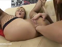 Порно: Брюнетки, Фістинг, Лизання Дупи, Блондинки