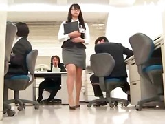 جنس: نيك لطيف, في المكتب, مداعبة, يابانيات