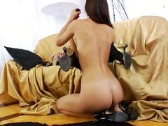 Porno: Paltarlı Qadın Lüt Kişi, Ikiqat, Balıq Toru, Eynəklər
