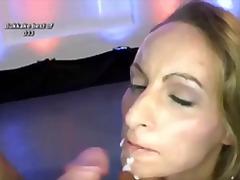 Porno: Brünetid, Näkku Purskamine, Gangbang, Orgia