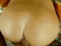 Two horny milfs share my cock together