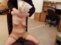 Porr: Bondage, Orgasmer, Bunden, Leksaker