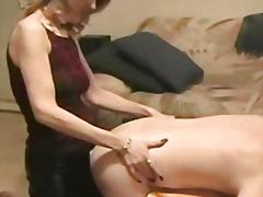Porno: Femra Dominon, Me Lojëra, Bytha, Latexe
