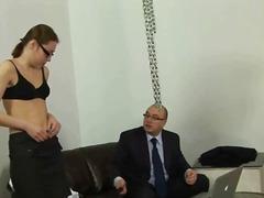 Porno: Persirengėliai, Fetišas, Su Akinukais, Masažas