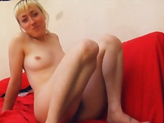 Porr: Blond, Mjukporr, Hårig