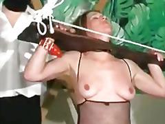 Porno: Dildo, Bağlı, Bdsm, Kürən